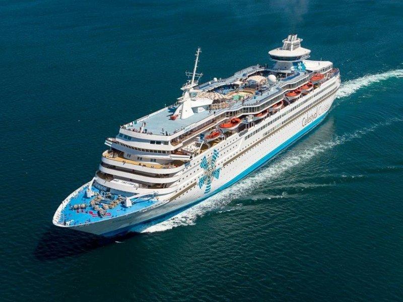 Celestyal Olympia ile Yunan Adaları 3 gece Gemi Turu Resmi Büyüt