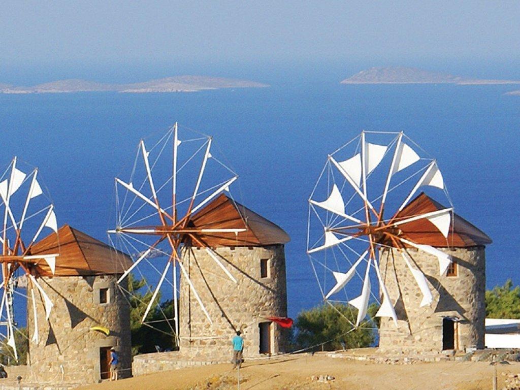 Bodrum çıkışlı Patmos ve Simi Turu Resmi Büyüt