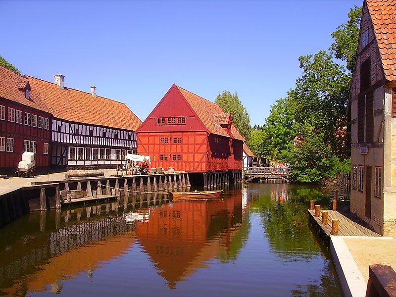 Aarhus - Danimarka Limanı