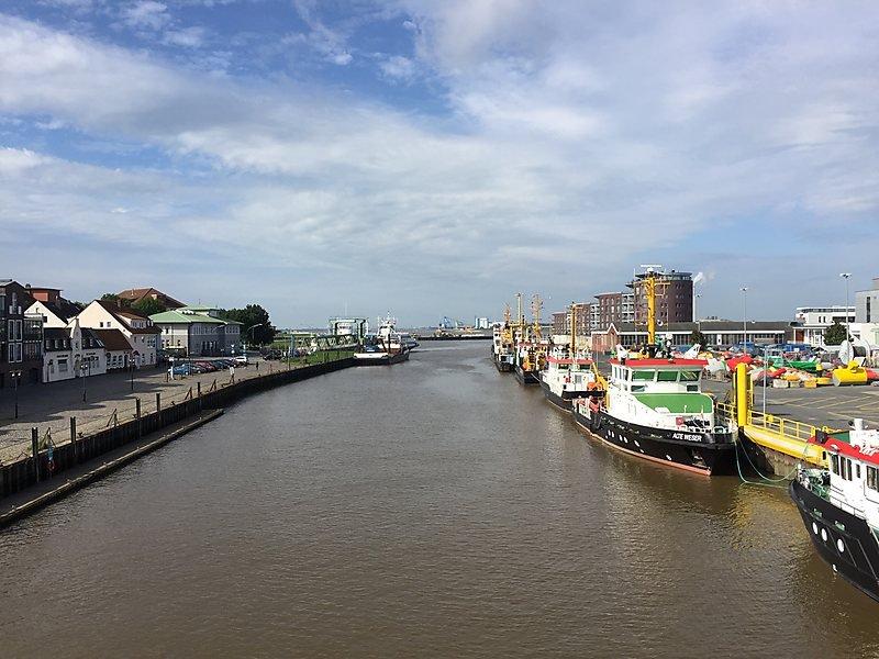 Bremerhaven Limanı