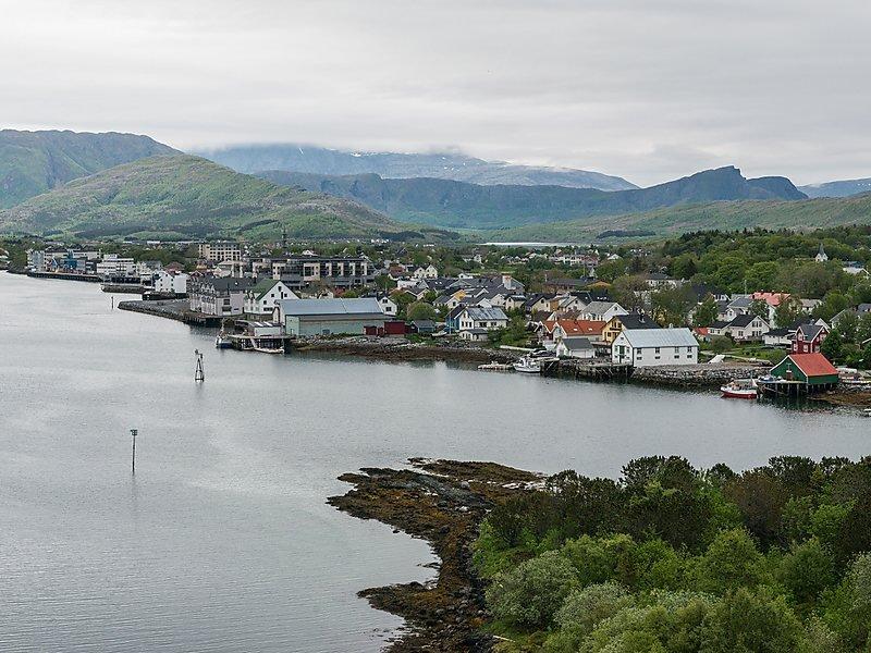 Bronnoysund Limanı