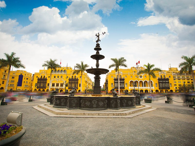 Callao - Lima Limanı