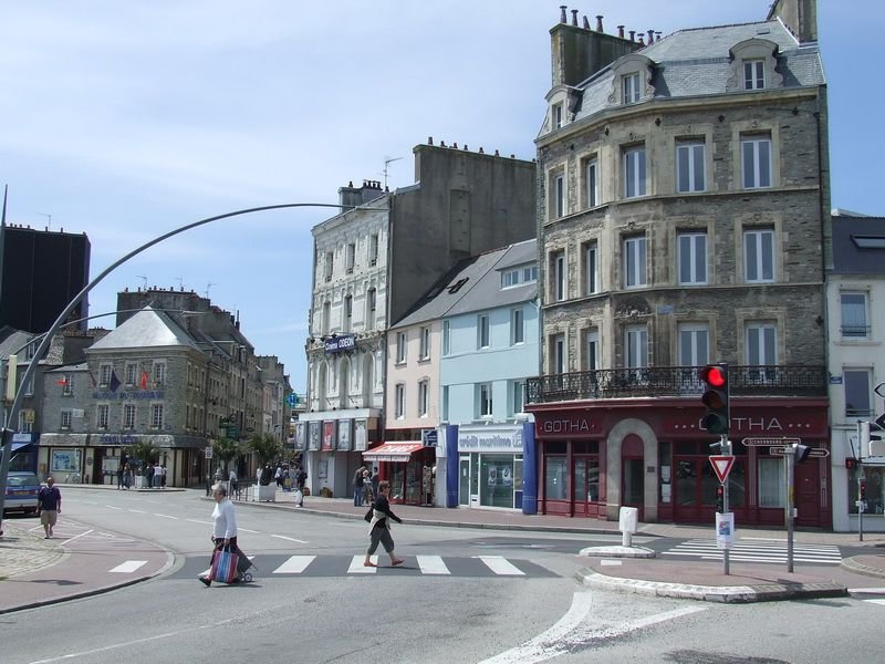 Cherbourg - Fransa