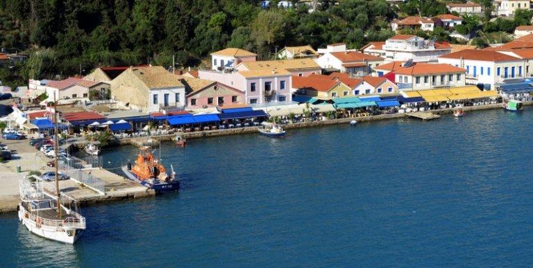 Katakolon Limanı