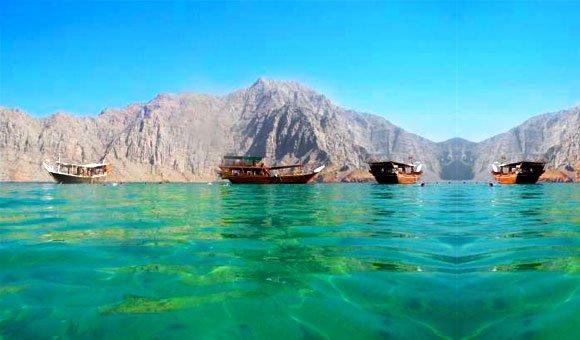 Khasab - Umman Limanı