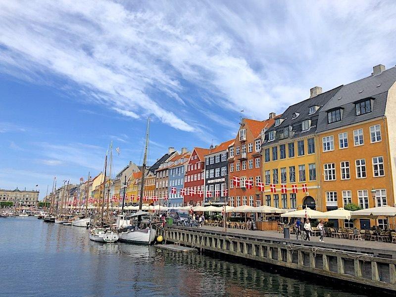 Kopenhag Çıkış Limanı