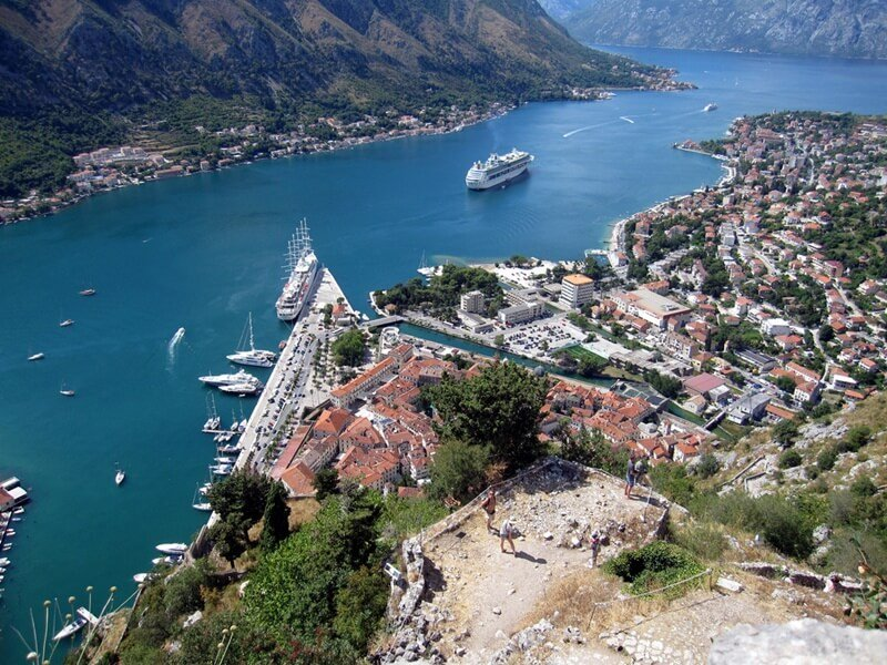 Kotor - Karadağ Limanı