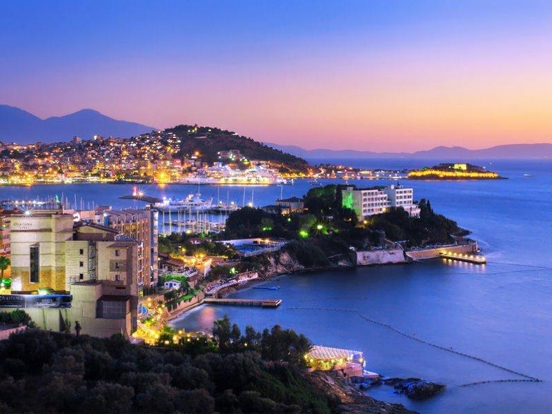 Kuşadası Varış Limanı