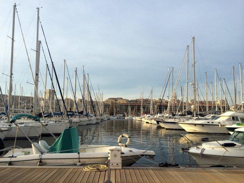 Marsilya Varış Limanı