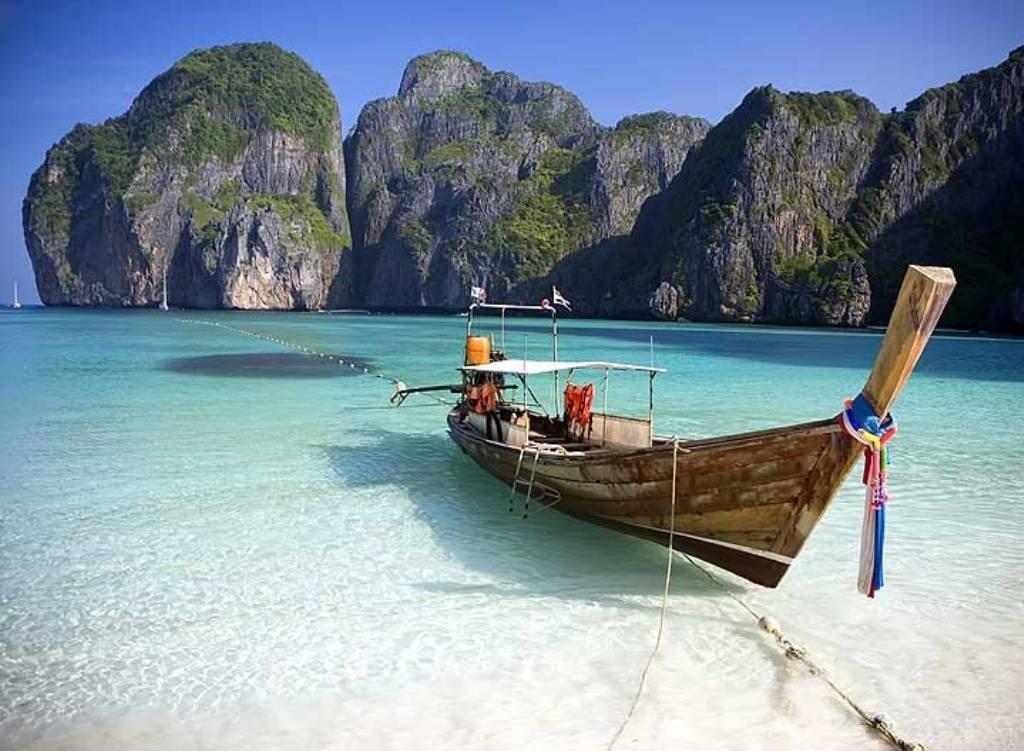 Phuket- Tayland Limanı