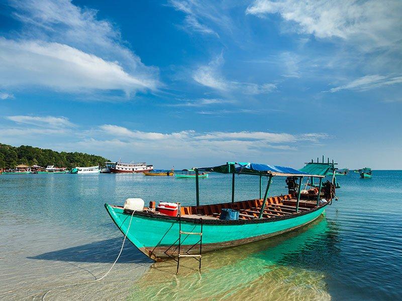 Sihanoukkville Limanı