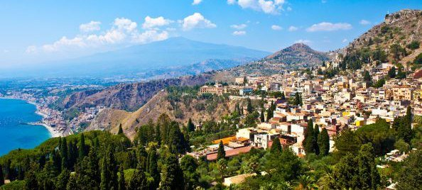 Taormina - Sicilya Limanı