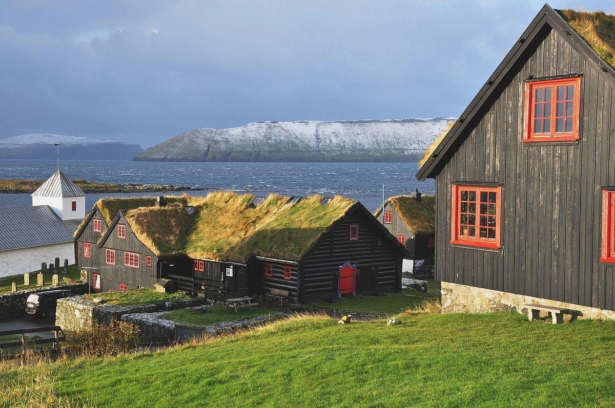 Torshavn - Faroe Adaları