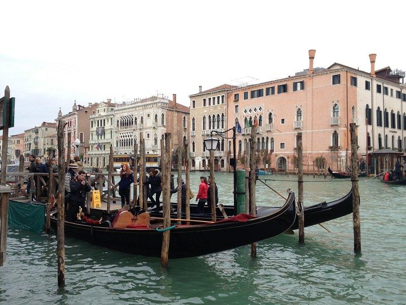Venedik - İtalya Limanı