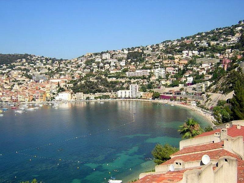 Villefranche - Nice Limanı