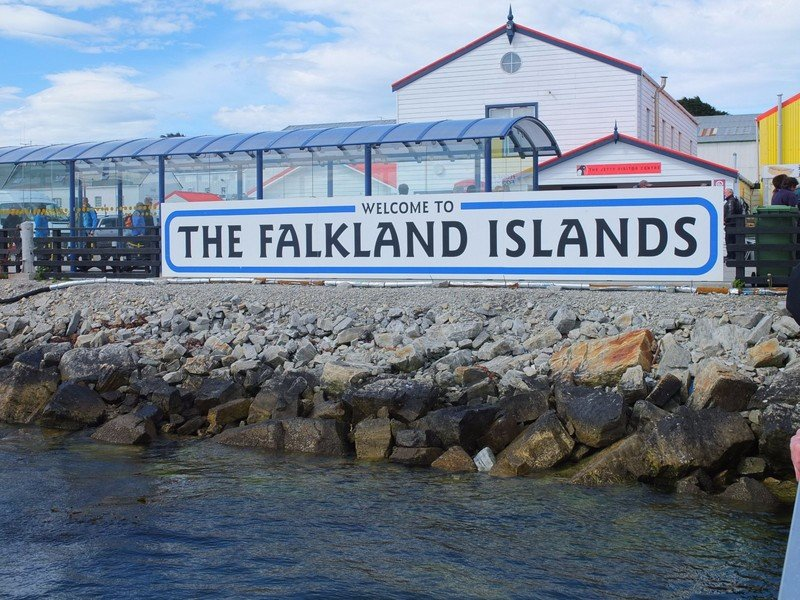 Port Stanley - Falkland Adaları