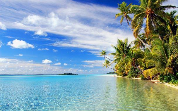 Aitutaki Limanı