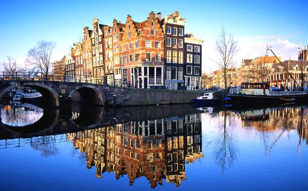 Amsterdam Varış Limanı