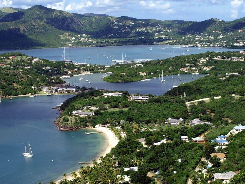 St. John's  Antigua Barbuda Limanı