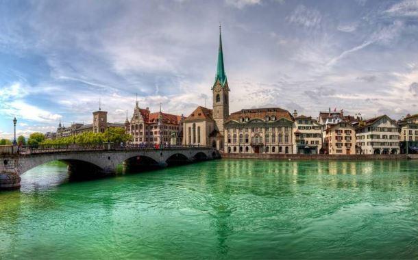 Basel - İsviçre Varış Limanı