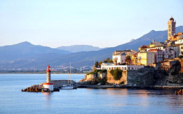 Bastia - Korsika - Fransa