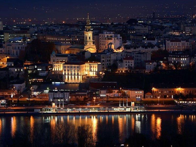 Belgrad - Sırbistan Varış Limanı
