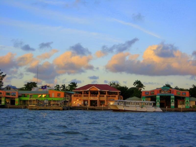 Belize City Limanı