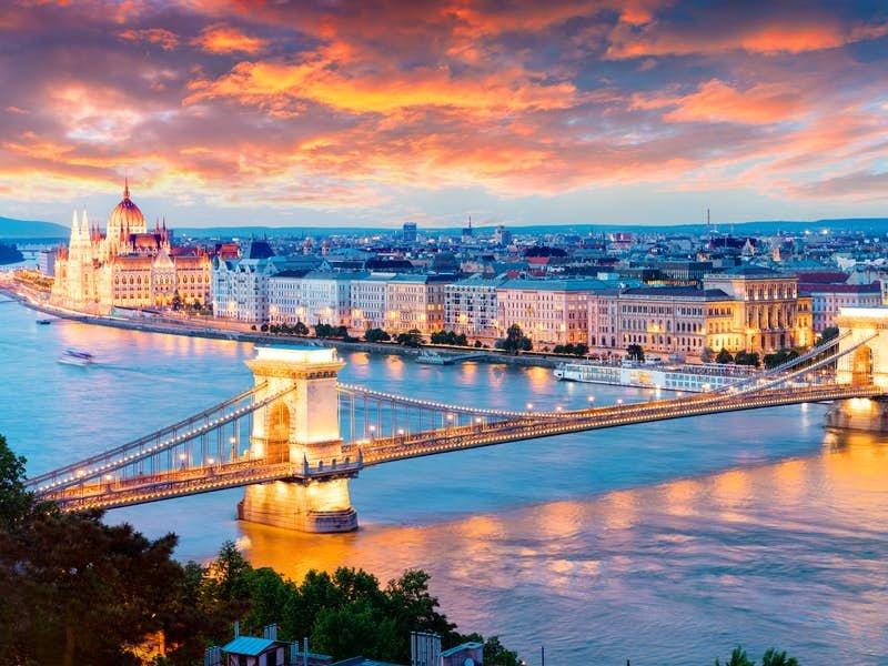 Budapeşte Çıkış Limanı