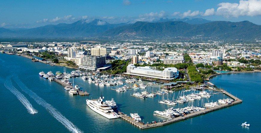Cairns - Avustralya Limanı