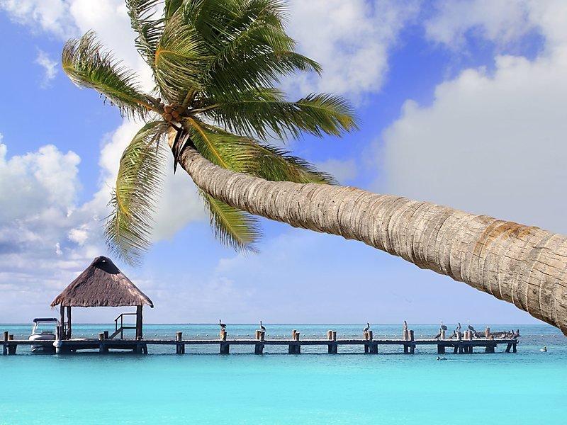 Cancun-Meksika Limanı
