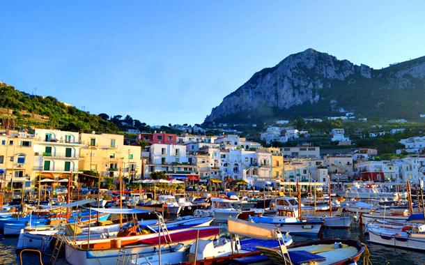 Capri Adası - İtalya