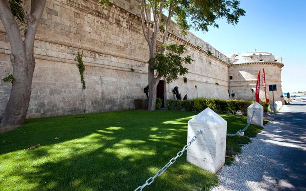 Civitavecchia - Roma Çıkış Limanı