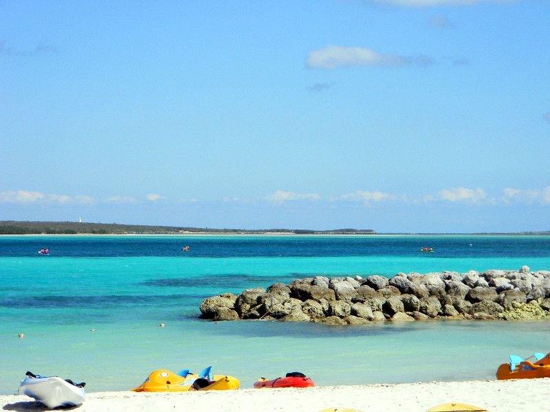 Coco Cay Limanı