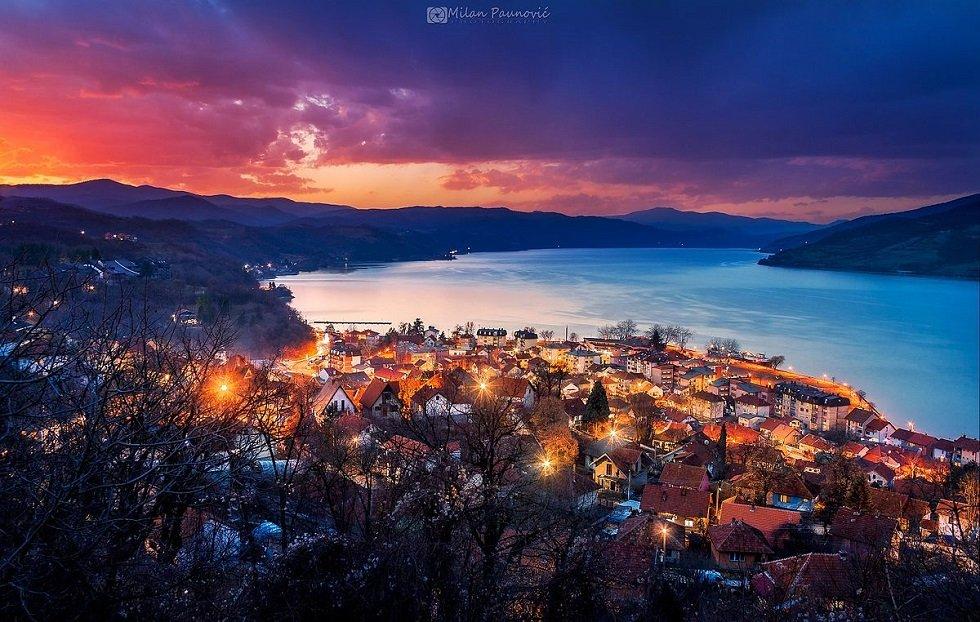 Donji Milanovac Limanı