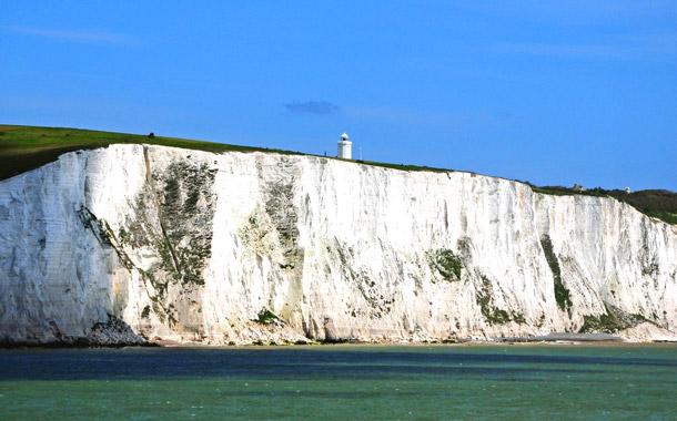 Dover - İngiltere Limanı