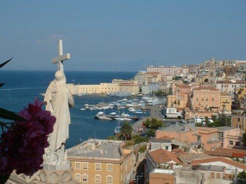 Gaeta,Italy Limanı