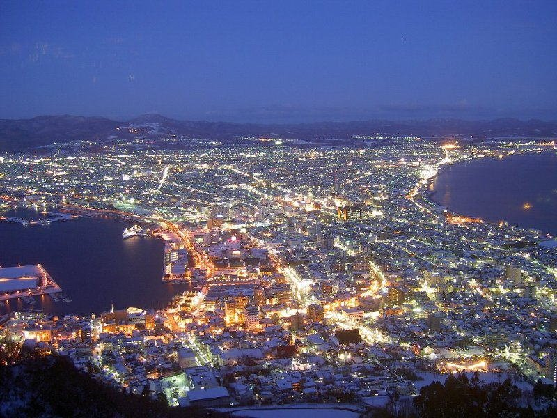 Hakodate Limanı