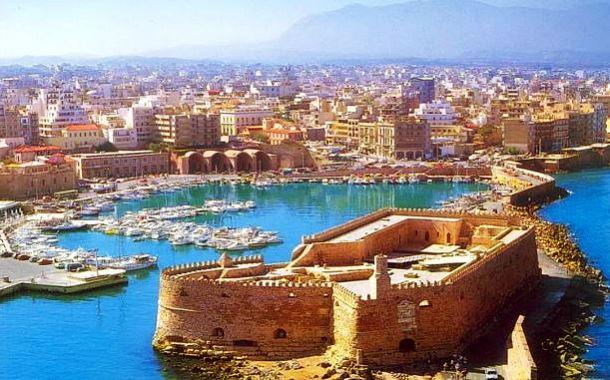 Heraklion - Girit  Limanı