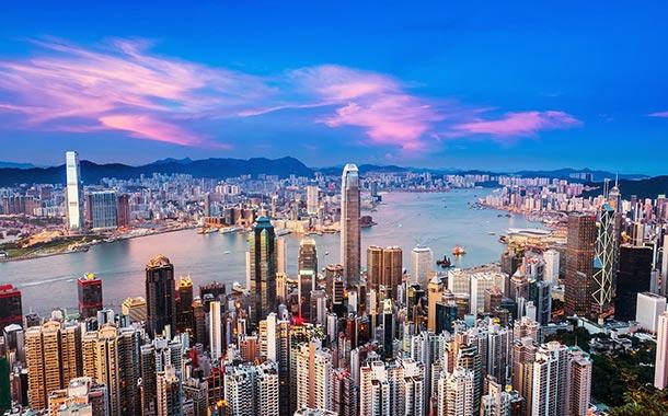 Hong Kong - Çin Çıkış Limanı