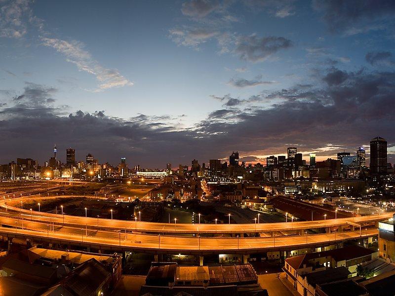 Johannesburg-Güney Afrika Çıkış Limanı