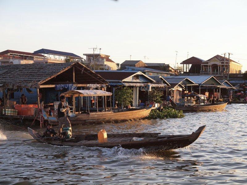 Kampong Chhnang - Kamboçya