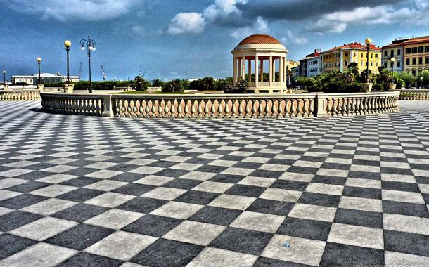 Livorno (Pisa - Floransa) Limanı