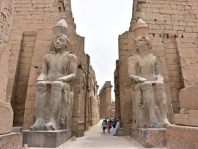 Safaga - Luxor - Mısır Limanı