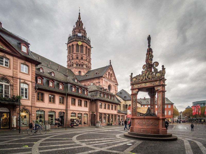 Mainz - Almanya