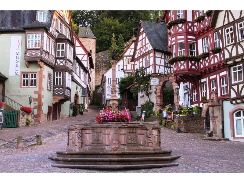 Miltenberg - Almanya