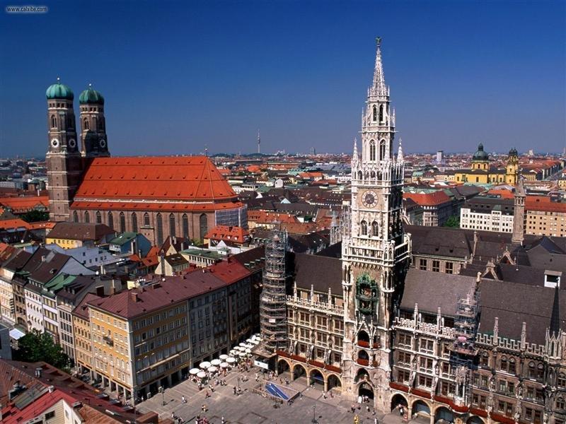 Münih Çıkış Limanı