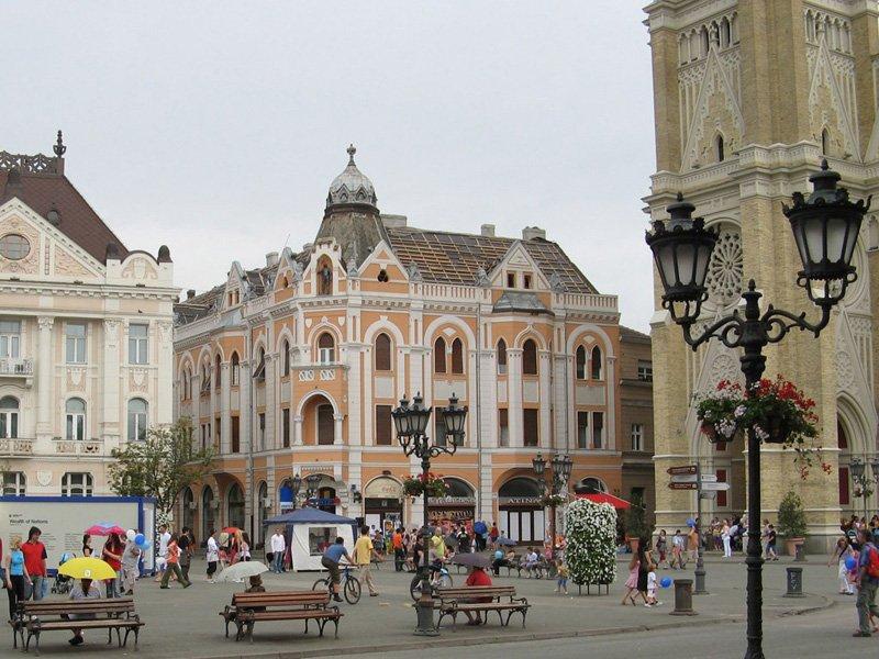 Novi Sad Limanı
