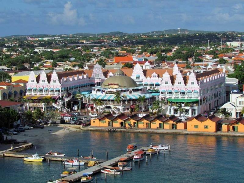 Orajestad-Aruba Limanı
