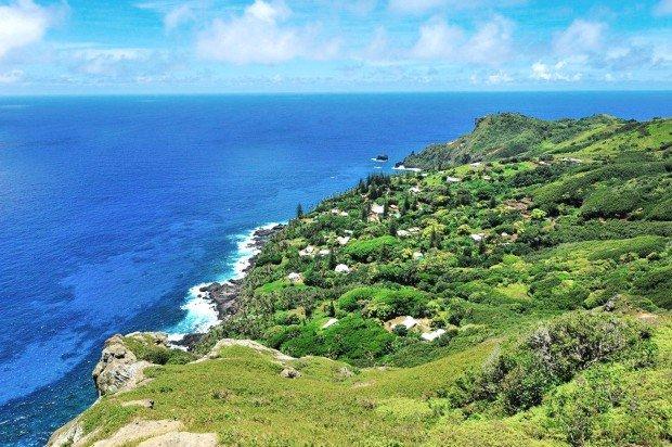 Pitcairn Island Limanı