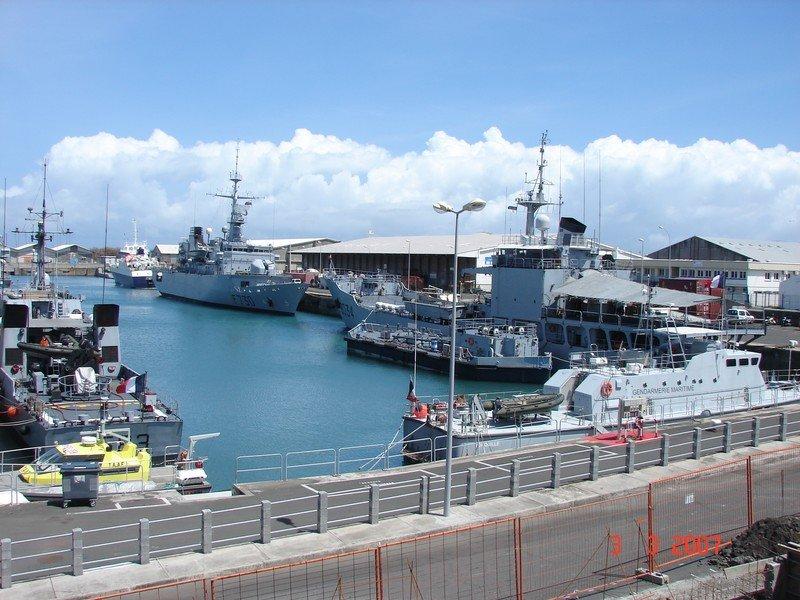 Reunion-Pointe des galets Limanı